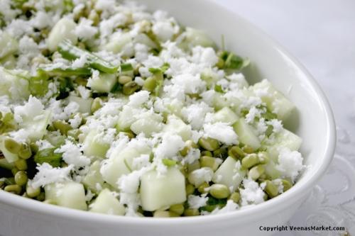 Kosambri salad