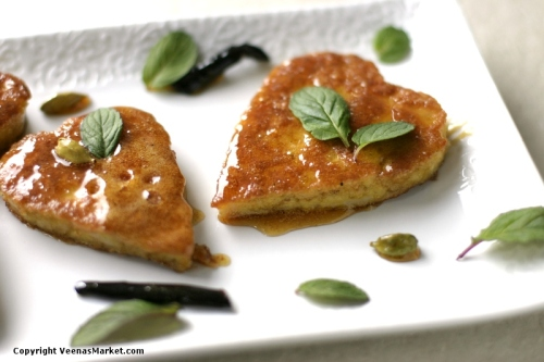 almond breadcrumb hearts for moms