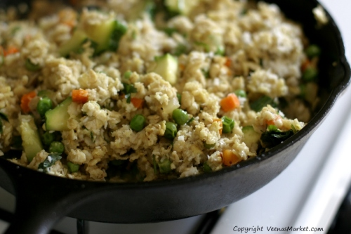south indian upma with rolled oats gluten free