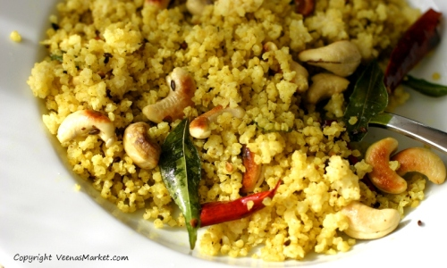 delicious savory pearl millets