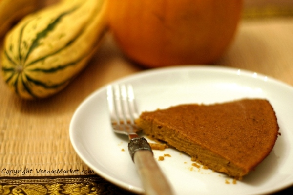 no crust easy fodmap pumpkin pie recipe
