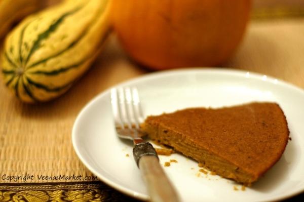 no crust easy fodmap pumpkin pie recipe